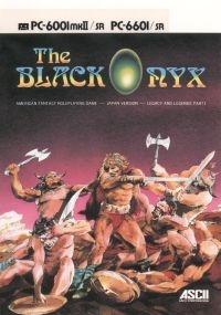 Black Onyx, The Box Art