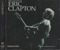 Cream of Eric Clapton, The Box Art