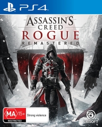 Assassin's Creed Rogue Remastered Box Art