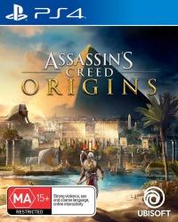 Assassin's Creed Origins Box Art