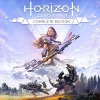 Horizon: Zero Dawn - Complete Edition Box Art