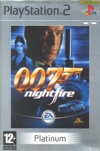 007: Nightfire - Platinum Box Art