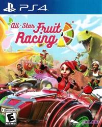 All-Star Fruit Racing Box Art