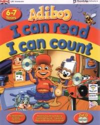Adiboo - I Can Read, I Can Count, Years 6 & 7 Box Art