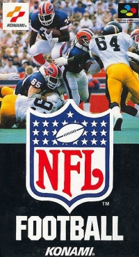 NFL Football Box Art