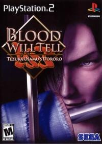 Blood Will Tell: Tezuka Osamu's Dororo Box Art