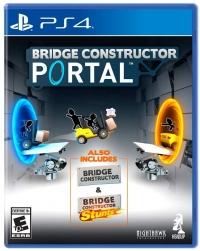 Bridge Constructor Portal Box Art