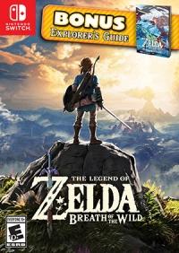 Legend of Zelda, The: Breath of the Wild - Starter Pack Box Art