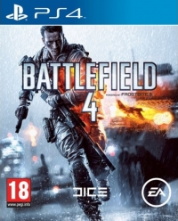 Battlefield 4 [FR][NL] Box Art