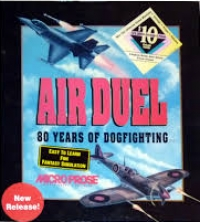 Air Duel: 80 Years of Dogfighting Box Art