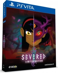 Severed - Limited Edition Box Art
