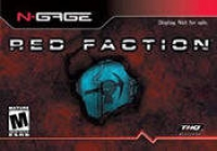 Red Faction Box Art