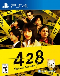 428: Shibuya Scramble Box Art