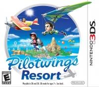 Pilotwings Resort Box Art