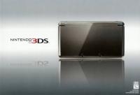 Nintendo 3DS - Cosmo Black [NA] Box Art