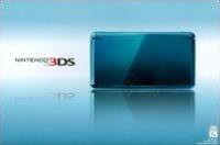 Nintendo 3DS - Aqua Blue [NA] Box Art