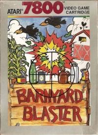 Barnyard Blaster Box Art