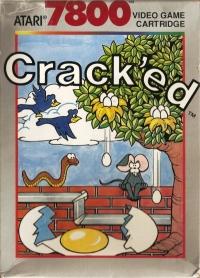 Crack'ed Box Art