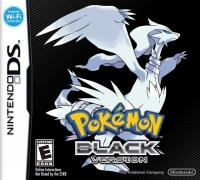 Pokémon: Black Version Box Art