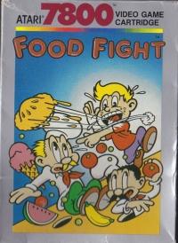 Food Fight Box Art