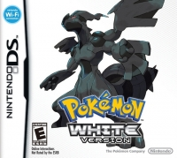 Pokémon: White Version Box Art