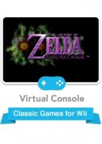 Legend of Zelda, The: Majora's Mask Box Art