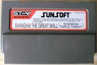 Shanghai: The Great Wall Box Art