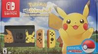 Nintendo Switch - Pokémon: Let's Go, Pikachu! [NA] Box Art