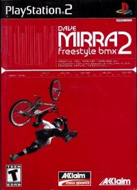 Dave Mirra Freestyle BMX 2 Box Art