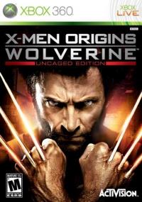 X-Men Origins: Wolverine - Uncaged Edition Box Art