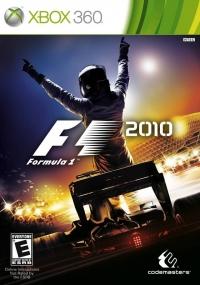 Formula 1 2010 Box Art