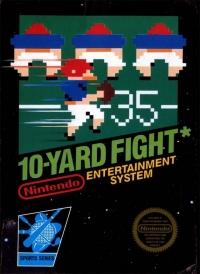 10-Yard Fight Box Art
