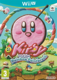 Kirby and the Rainbow Paintbrush [NL] Box Art
