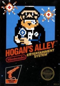 Hogan's Alley Box Art