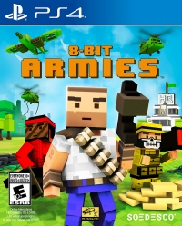 8-Bit Armies Box Art