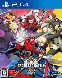 BlazBlue: Cross Tag Battle Box Art