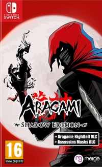 Aragami - Shadow Edition Box Art