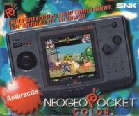Neo Geo Pocket Color - Anthracite [EU] Box Art