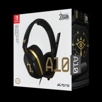 ASTRO Legend of Zelda: Breath of the Wild A10 Headset Box Art