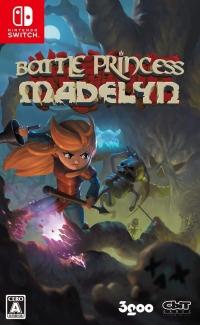 Battle Princess Madelyn Box Art