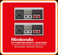 Nintendo Entertainment System - Nintendo Switch Online Box Art