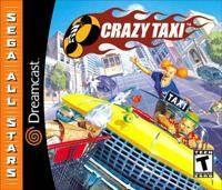 Crazy Taxi - Sega All Stars Box Art