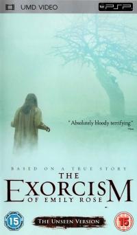 Exorcism of Emily Rose, The Box Art