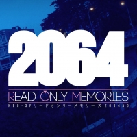 2064: Read Only Memories Box Art