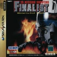 3D Mission Shooting: Finalist Box Art