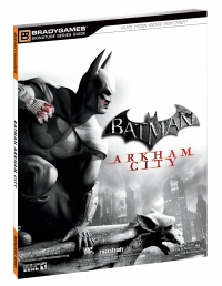 Batman: Arkham City - Signature Series Guide Box Art