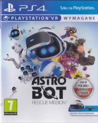 ASTRO BOT Rescue Mission [PL] Box Art