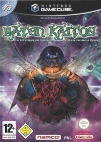 Baten Kaitos - Die Schwingen der Ewigkeit und der verlorene Ozean [DE] Box Art