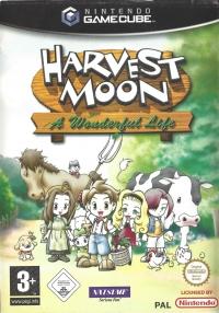 Harvest Moon - A Wonderful Life [DE] Box Art