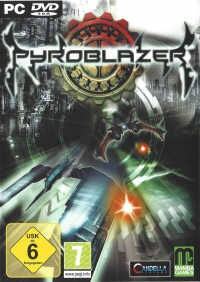 Pyroblazer [DE] Box Art